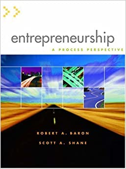Entrepreneurship: A Process Approach
