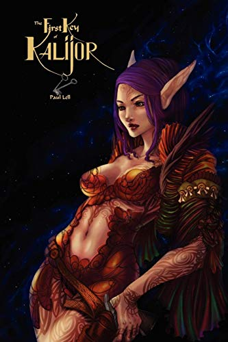Book: The First Key of Kalijor by Paul Lell