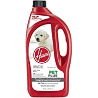 Hoover PetPlus Pet Stain & Odor Remover Solution Formula, 32 oz