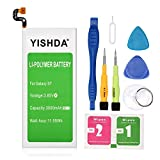 YISHDA Battery for Galaxy S7 | 3000mAh Replacement EB-BG930ABE Battery for Samsung Galaxy S7 SM-G930 G930V G930A G930T G930P G930F with Repair Tool Kit| Samsung S7 Spare Battery