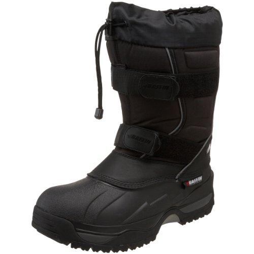 Eiger Snow Baffin Boots Men's Black RwSqU