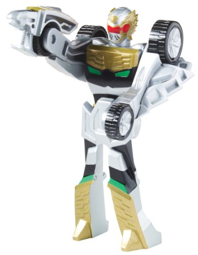 Power Rangers Megaforce Lion Morphin Vehicle, Robo Knight -