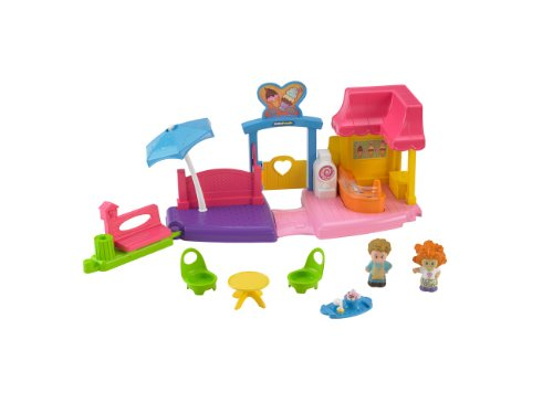 Fisher-Price Little People Ice Cream Shop