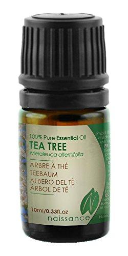 Teebaumöl - 100% naturreines ätherisches Öl - 10ml