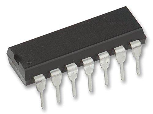 OP11EPZ - Operational Amplifier, Quad, 4 Amplifier, 3 MHz, 1 V/?s, ? 5V to ? 15V, DIP, 14 Pins (Pack of 2) (OP11EPZ)