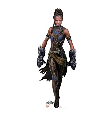 Shuri - Black Panther (2018 Film) - Advanced Graphics Life Size Cardboard Cutout Standup