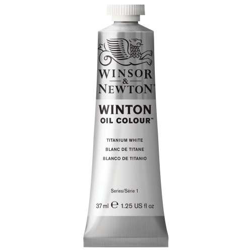Winsor & Newton Winton Oil Colour Tube, 37ml, Titanium White (Oil Painting Supplies compare prices)