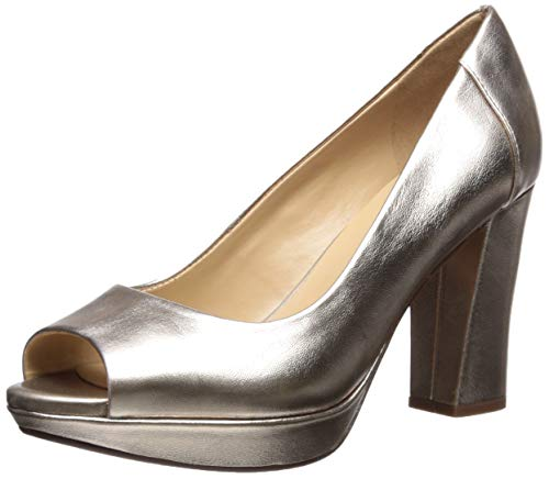 Naturalizer Women's AMIE Pump, Light Bronze, 7 M US