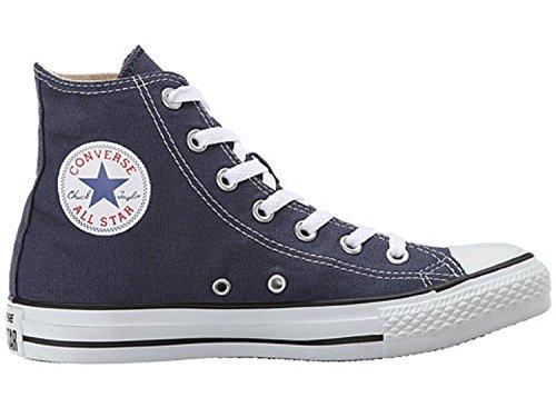 Konversere Unisex Chuck Taylor All Star Hi Top Sneaker Sko Marineblå (3,5)  ...