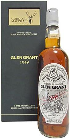 Glen Grant - Speyside Single Malt Scotch - 1949 58 year old Whisky