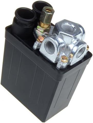 エアコンプレッサー圧力スイッチON / OFFコントロールバルブ175PSI 240V