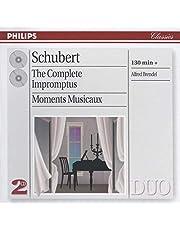 Schubert: Complete Impromptus / Moments Musicaux