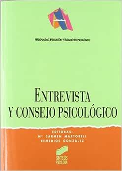 Entrevista y consejo psicológico: 7 - Livros na Amazon