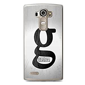 Gangsta LG G4 Transparent Edge Case