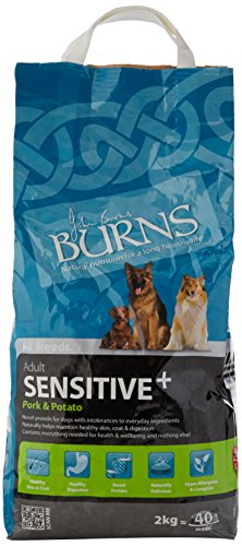 Burns Sensitive Pork & Potato Dog Food 2Kg