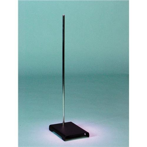 United Scientific SSB6X9 Support Stand with Rod, 9'' Base Length x 6'' Base Width