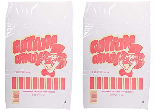 Benchmark 83001 Cotton Candy Bag Case of 100