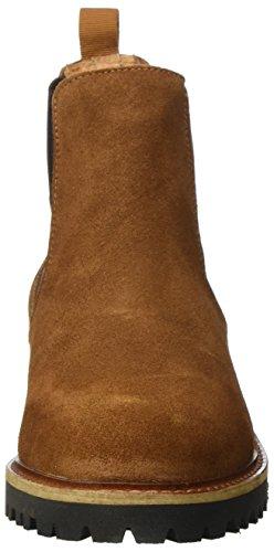 I love candies Damen 13.572 Suede-N Ela Chelsea Boots Braun (Cognac)