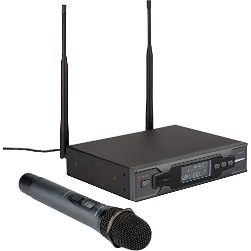 Polsen ULWS-16-H 16-Channel UHF Wireless Handheld Microphone System (584.400 to 602.450 MHz)