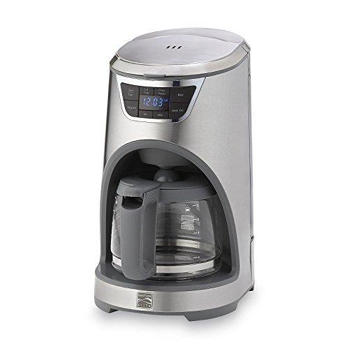 Kenmore Elite 12-Cup Drip Coffee Maker Stainless Steel