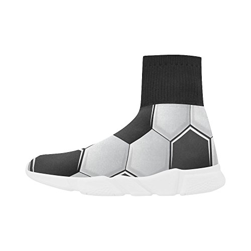 D-story Guitar Stretch Sock Zapatos Para Hombre Running Zapatos Hombres Sneakers