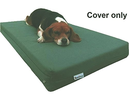 Dogbed4less Heavy Duty Canvas Duvet Pet Dog Bed Cover 37