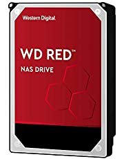 """Western Digital WD20EFRX WD Plus 3.5"""" NAS Hard Disk Drive, Red, 2TB"""