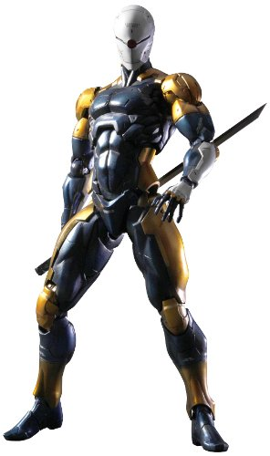 Square-Enix - Metal Gear Solid Play Arts Kai Vol. 5 figurine ...