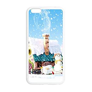 Beautiful Snow scenery Phone Case for iPhone 6 plus 5.5""