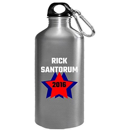 Rick Santorum 2016 Presidential Election President - Water Bottle