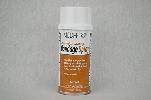Medi-First Bandage Spray with Aerosol 3 Oz. Can 1 Each by Medique - MS60905