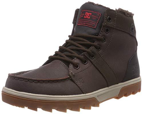Uomo Shoes green Combo brown Da Scarpe Xcgk black Dc Skateboard Woodland Nero CaAqwXqUx