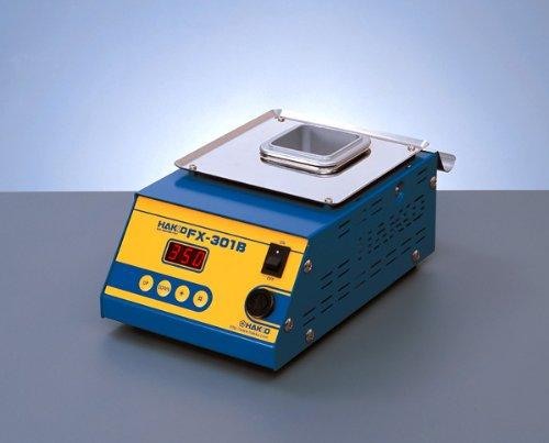 Hakko FX301B-03 Lead Free Compatible Digital Solder Pot with Auto Shutoff (Hakko Lead)