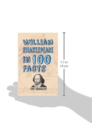 William Shakespeare in 100 Facts by imusti
