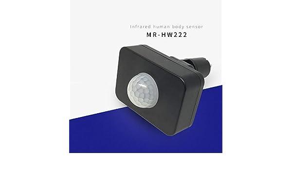 ETbotu - Proyector LED con Sensor de Movimiento de Cuerpo Humano ...