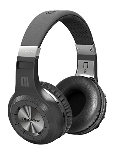 Bluedio 1566998 H Plus Turbine Wireless Bluetooth 4.1 Stereo Headphones with Mic/Micro SD Card Slot/FM Radio