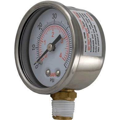 (Waterway 830-3000 Pressure Gauge 8303000)