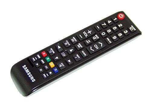 OEM Samsung Remote Control Specifically For: UN32J5003, UN32J4000, PN43F4550BF, PN51F4550BFXZA, PN51F4500BFXZA