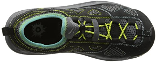 Mujer Green WS de Out Zapatillas Black 0498 para Swift Deporte Swing Negro Exterior Salewa w0UW17Uq