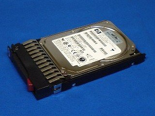 HP 376596-001 36.0GB hot-plug Serial Attached SCSI (SAS) hard drive - 10, 000 RPM, 2.5-inch small form factor (SFF) by HP