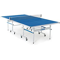 STIGA XTR Outdoor Table Tennis Table with Aluminum Composite Top for Great Playability with All-Weather Performance and 10-Minute Assembly