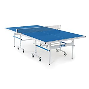 1. STIGA XTR Outdoor Table Tennis Table