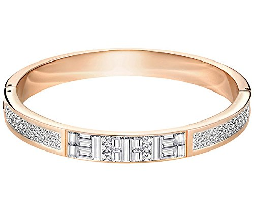 Swarovski - Bracelet - Acier inoxydable - Cristal - 5.8 cm - 5202244