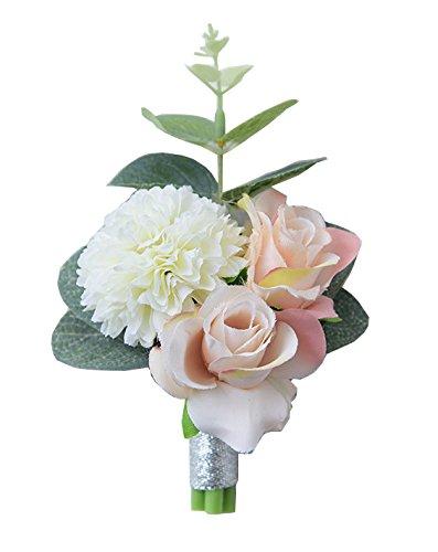 MOJUN-Boutonniere-Buttonholes-Groom-Groomsman-Best-Man-Rose-Wedding-Flowers-Accessories-Prom-Suit-Decoration