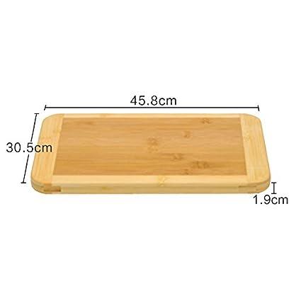 ZHFC Clasificación de las tablas de picar cocina hogar tablas de picar  rectangular picar fácil limpieza 8c4b4391049b