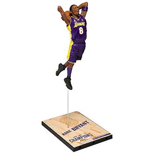 - McFarlane Toys Kobe Bryant 2002 NBA Finals Action Figure