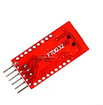 Makerfocus Ft232rl Ftdi Usb To Ttl Serial Adapter 3.3v 5.5v Module Mini Port For Arduino Mini Port 2