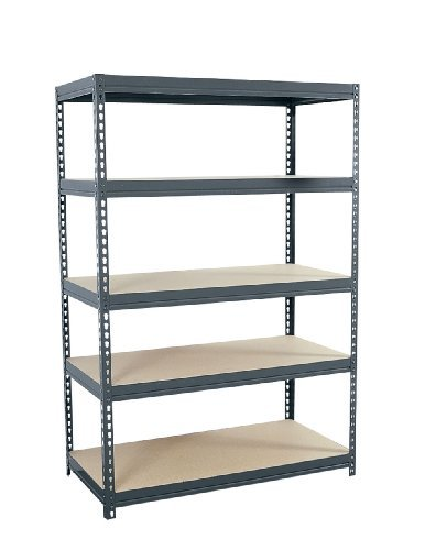 Boltless Particle Board Shelving - 1