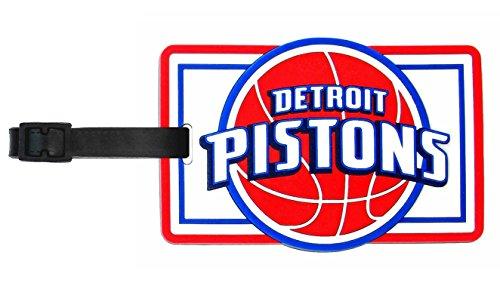 Detroit Pistons Laser - 9