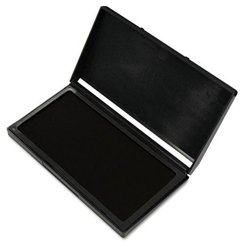 2000 PLUS Stamp Pad, Gel, Size #2, Black Ink (030256)